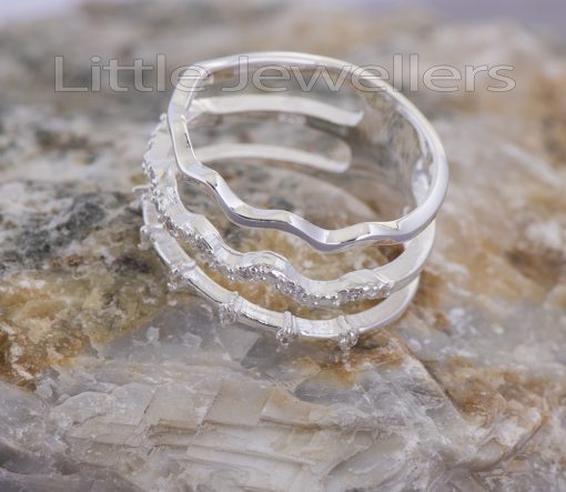 Stackable Single Ring