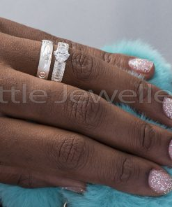 Wedding Band Bridal Wedding Set