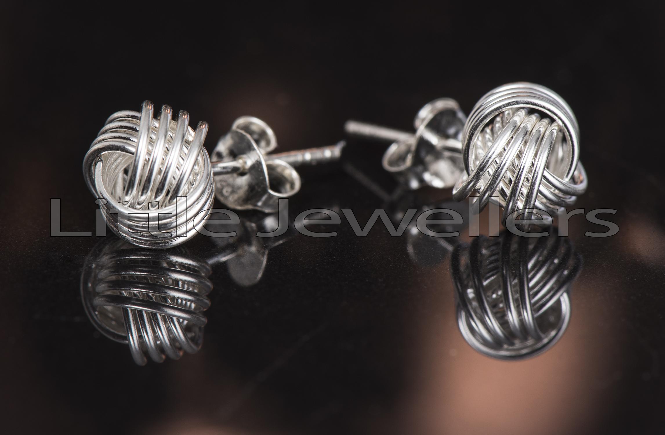 Love Knots Earrings