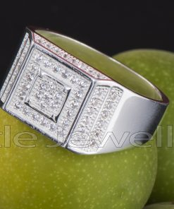 Square Shaped Male Ring