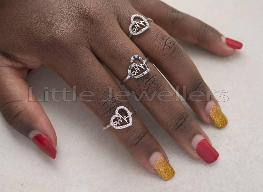 rings on fingers