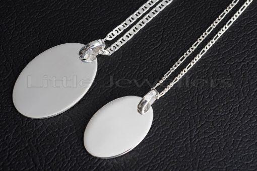 oval shape pendant