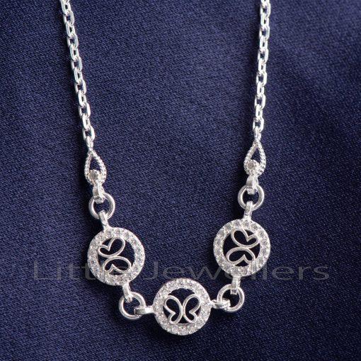 Triple Butterfly Bracelet